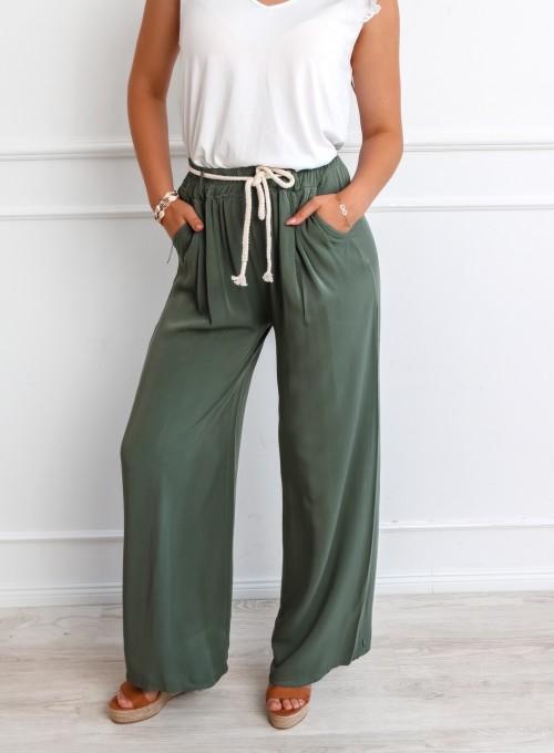 Spodnie Bones khaki