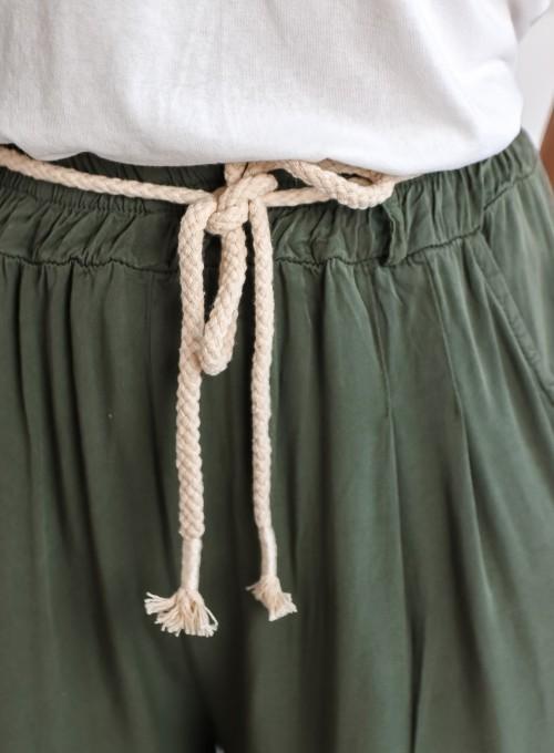 Spodnie Bones khaki 6