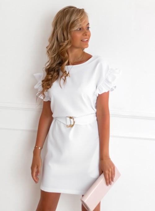 Sukienka Proby biała