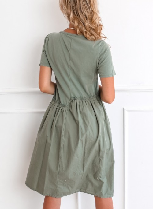 Sukienka Donna khaki 4