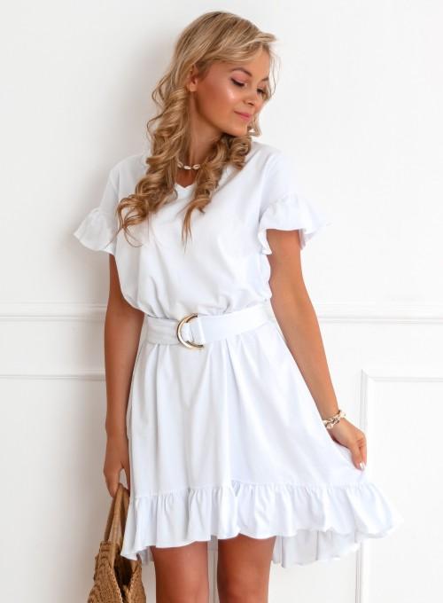 Sukienka Corsi biała