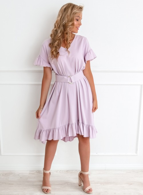 Sukienka Corsi puder