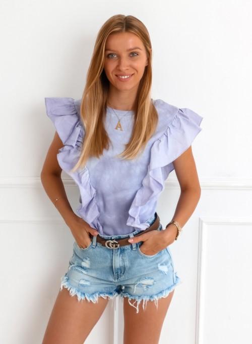 Bluzka Trini fiolet 1
