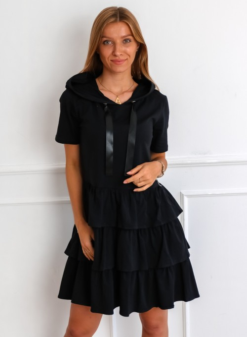 Sukienka Massimo czarna
