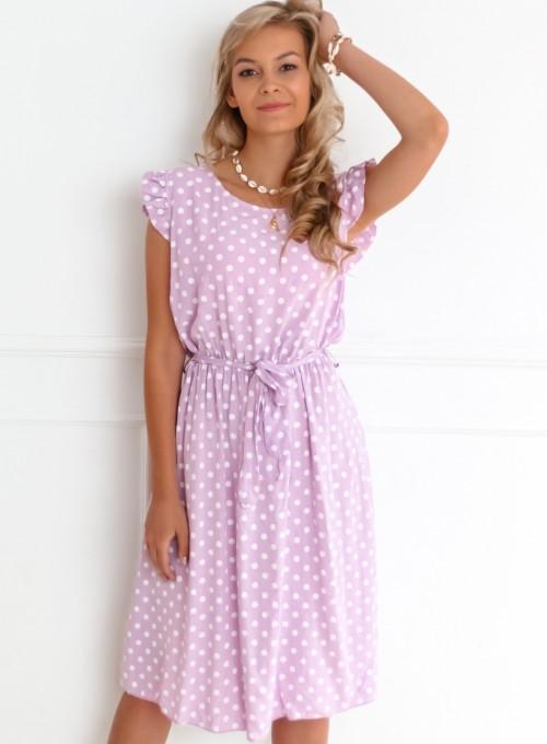 Sukienka Milana lilac