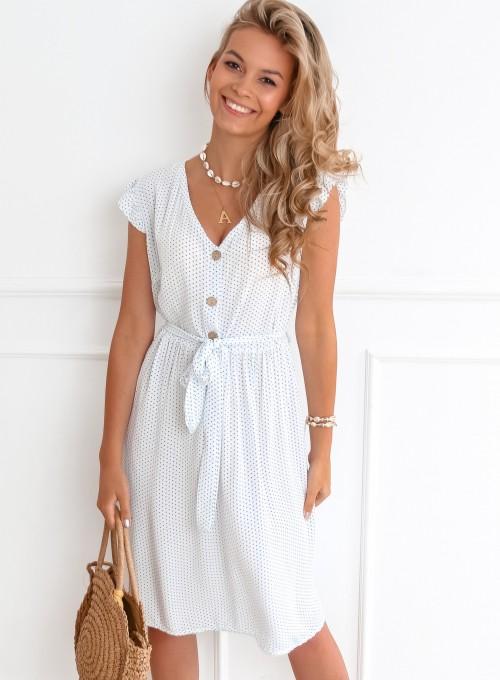 Sukienka Focus white 2