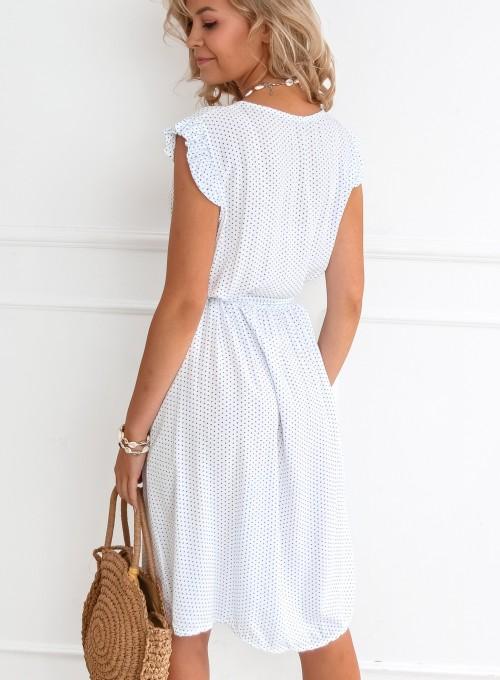 Sukienka Focus white 6