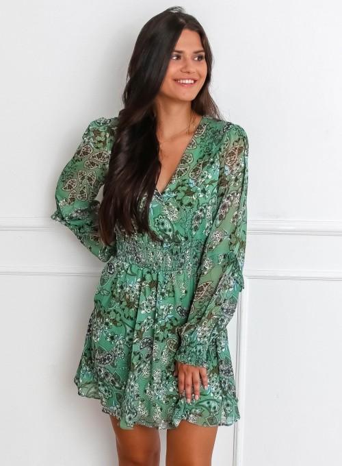 Sukienka Scarlet zielona 2