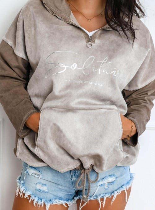Bluza Liren beżowa 1