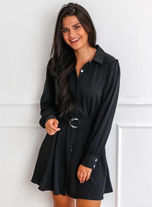 Sukienka Zoja czarna 3