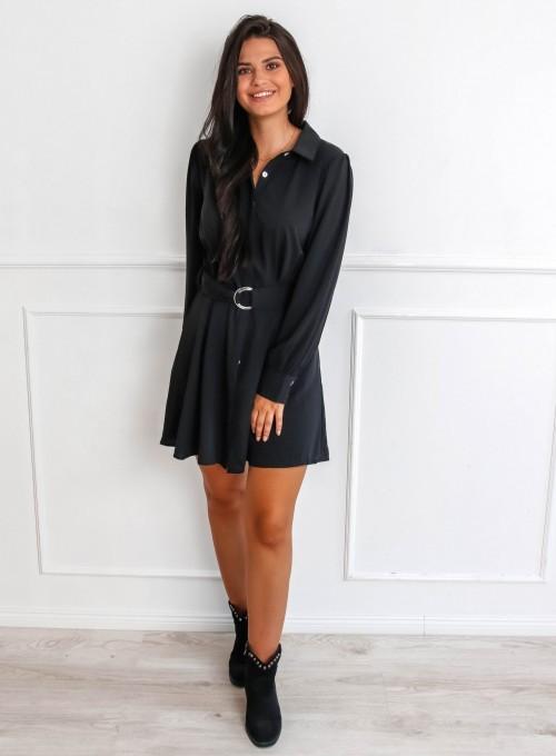 Sukienka Zoja czarna 1