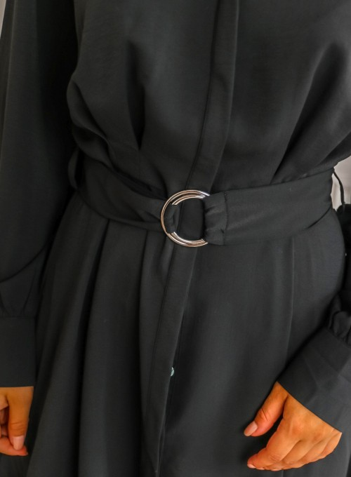 Sukienka Zoja czarna 4