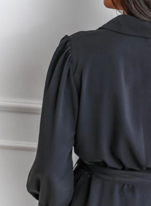 Sukienka Zoja czarna 5