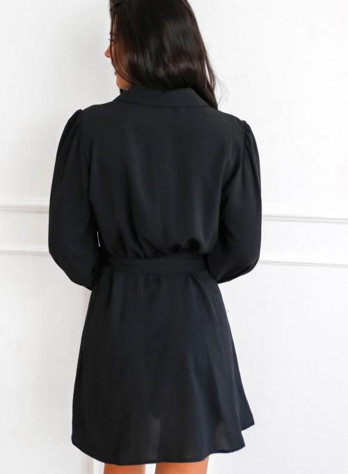 Sukienka Zoja czarna 6
