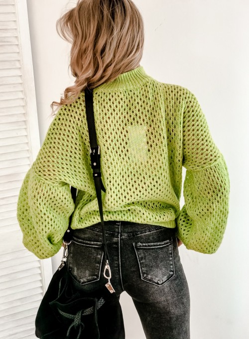 Sweter Nelly neon 5
