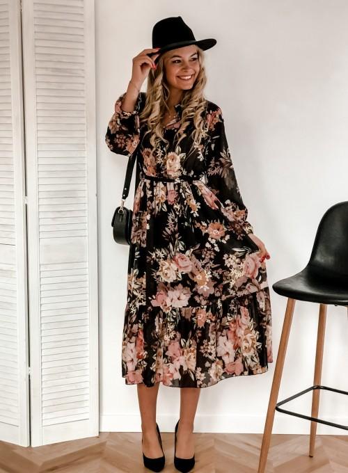 Sukienka Mandi czarna 3