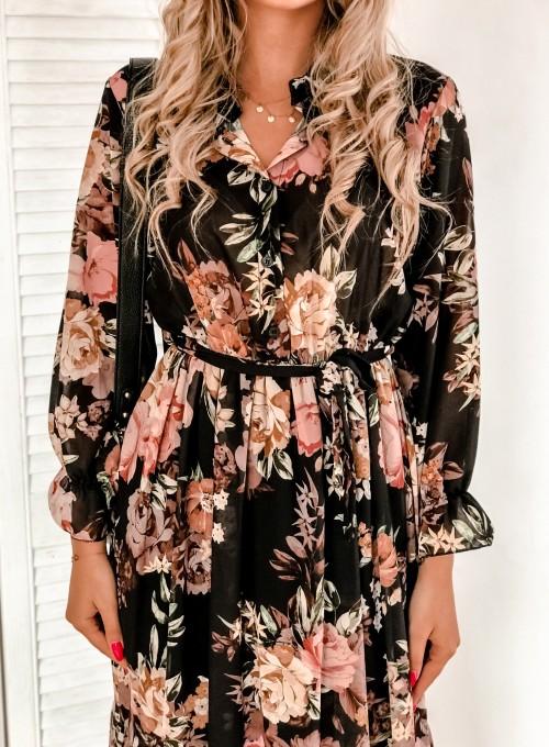 Sukienka Mandi czarna 4