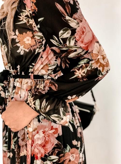 Sukienka Mandi czarna 5