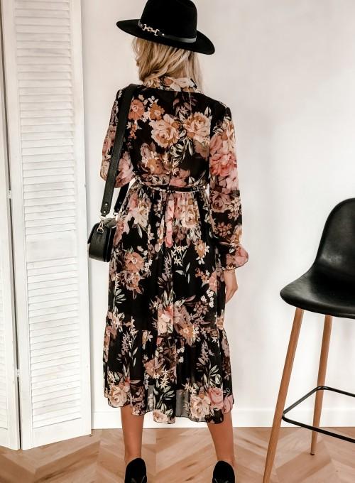 Sukienka Mandi czarna 6