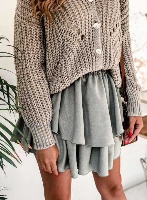 Spódnica Orella light khaki