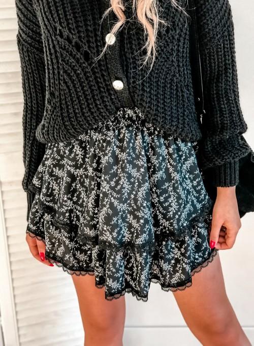 Spódnica Riki czarna