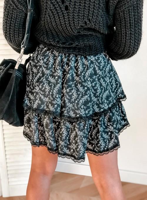 Spódnica Riki czarna 5