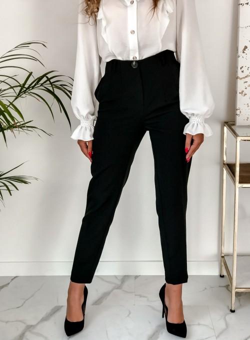 Spodnie Arlin czarne 3