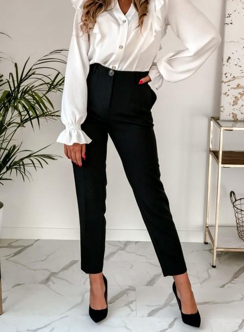 Spodnie Arlin czarne 4