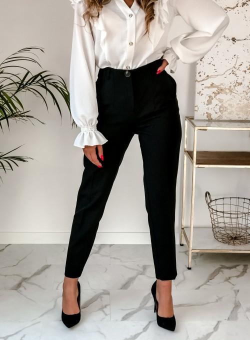 Spodnie Arlin czarne 5