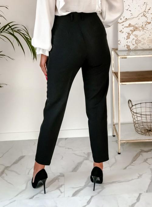 Spodnie Arlin czarne 6