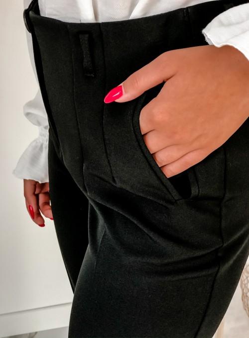 Spodnie Arlin czarne 7