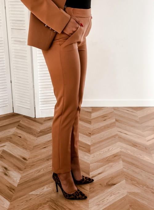 Spodnie Werdi karmel 6