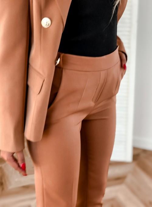 Spodnie Werdi karmel 7