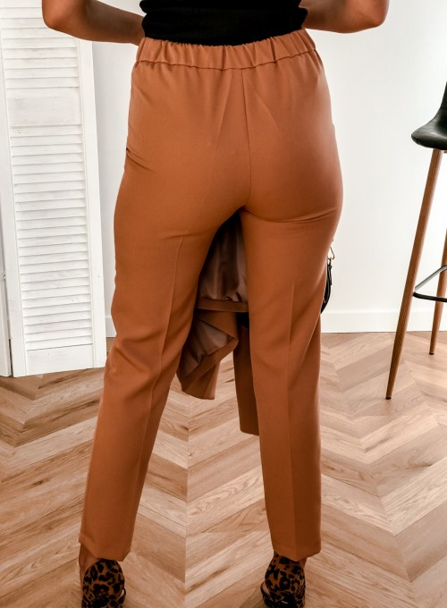 Spodnie Werdi karmel 8