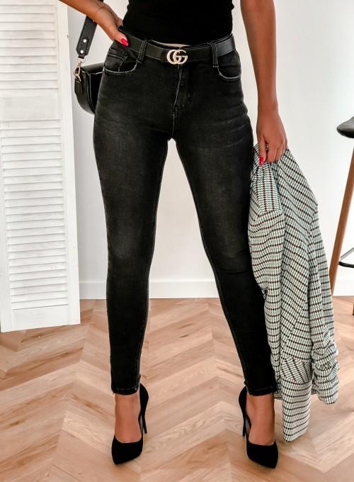 Spodnie Mila czarne