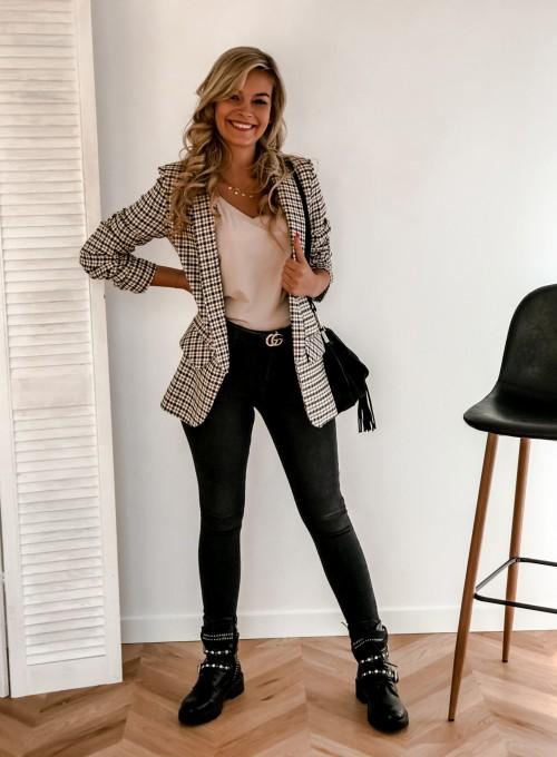 Spodnie Mila czarne 2