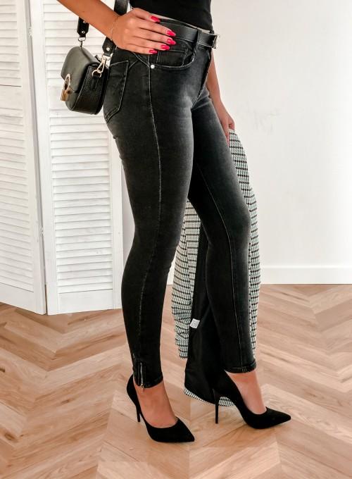 Spodnie Mila czarne 3