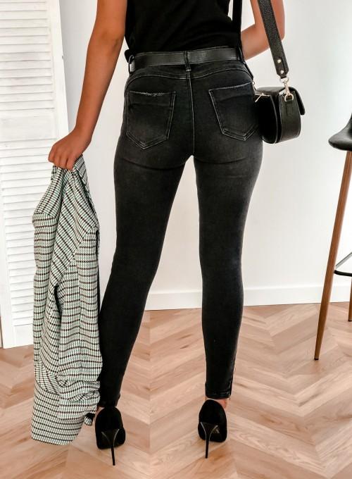 Spodnie Mila czarne 1