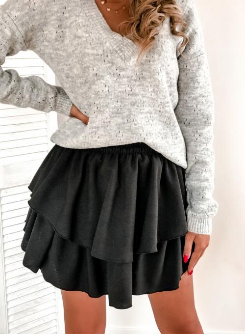 Spódnica Orella czarna 3