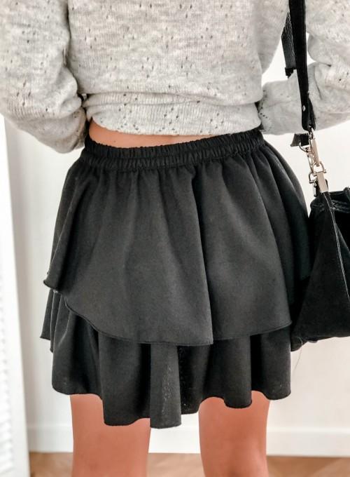 Spódnica Orella czarna 5