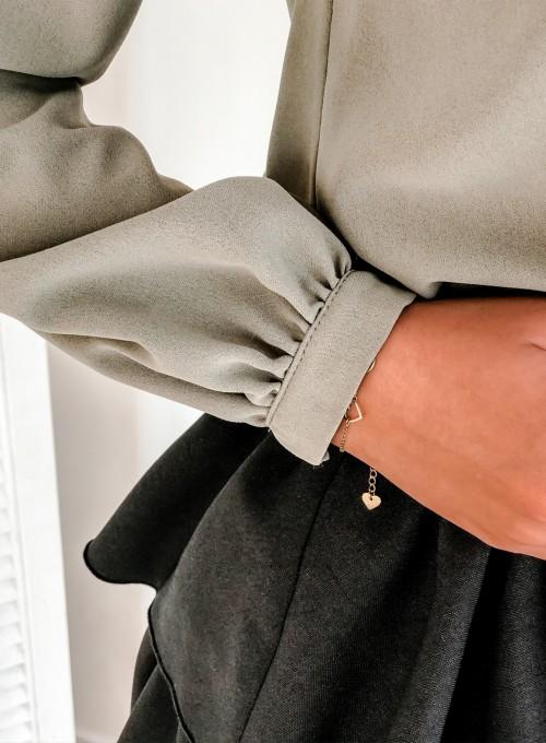 Bluzka Navaz khaki 6