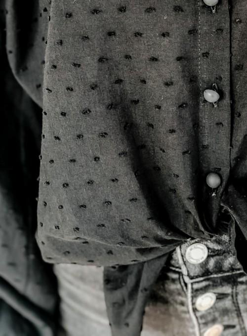 Koszula Natia czarna 5