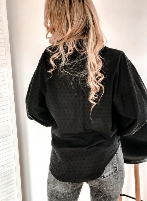 Koszula Natia czarna 6