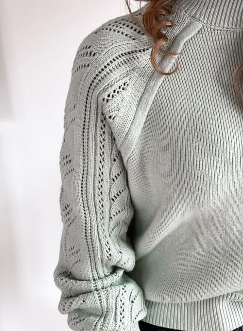 Sweter Tonni mięta 5