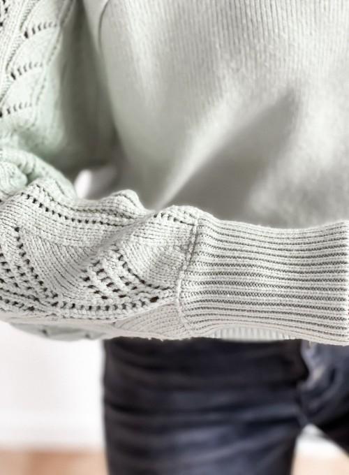 Sweter Tonni mięta 6