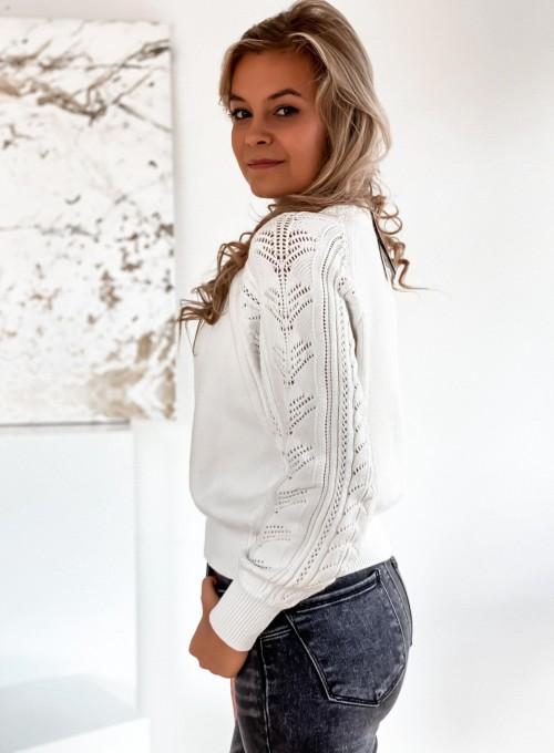 Sweter Tonni śmietankowy 1