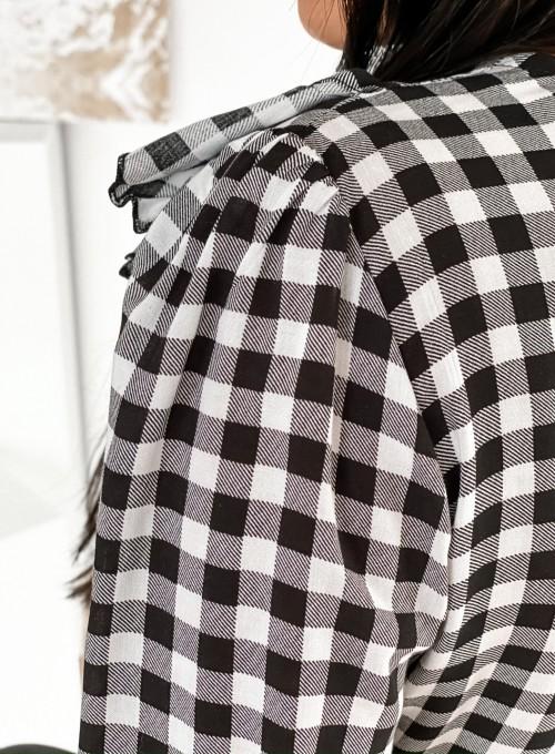 Bluzka Alaba krata 6