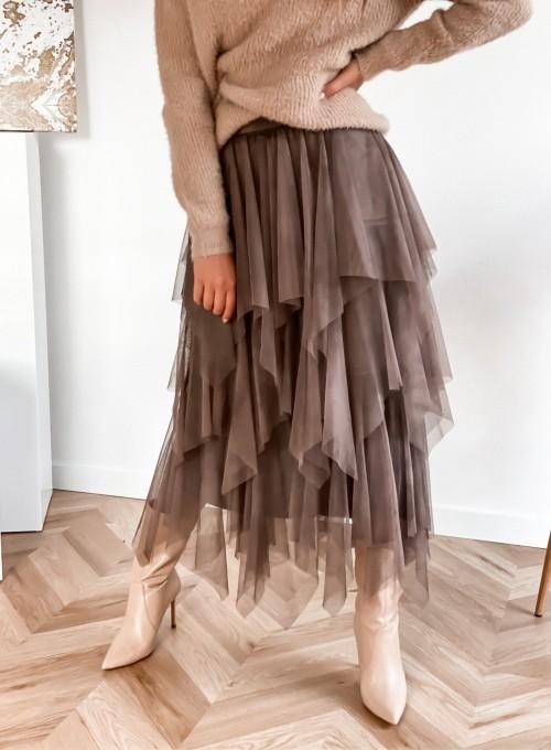 Spódnica Molli brown