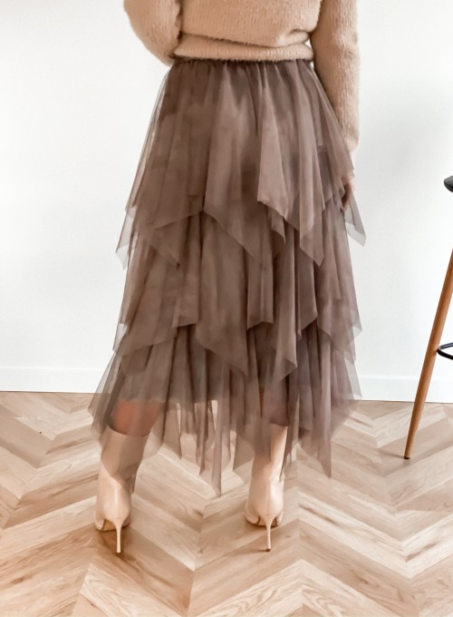 Spódnica Molli brown 5