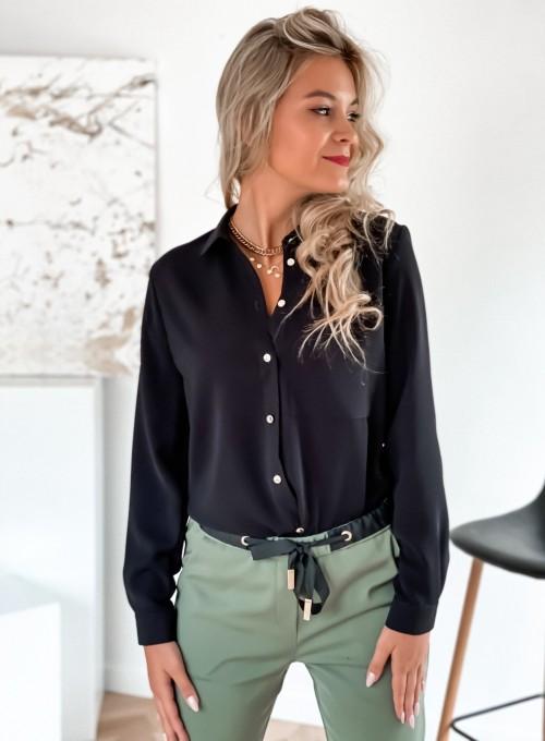 Koszula Maja czarna